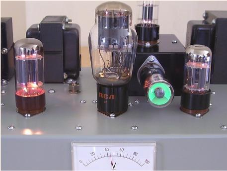 Single Ended Tube Power Amp